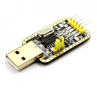Конвертер USB-to-TTL (RS232), 5V на базе CH340