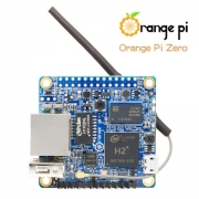 Микрокомпьютер Orange Pi Zero -  Allwinner H2, 256MB DDR3